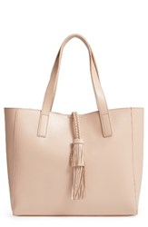 Sole Society Zyla Faux Leather Tote