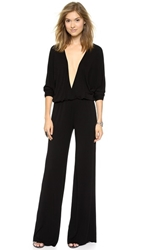 Young Fabulous And Broke Eaton Jumpsuit Black