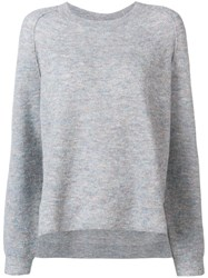 Acne Studios Relaxed Fit Sweater Grey