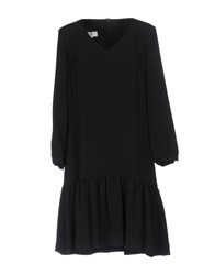 Gigue Dresses Short Dresses Black