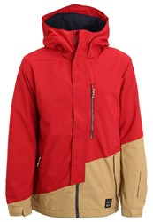O'neill Suburbs Winter Jacket Rood Red