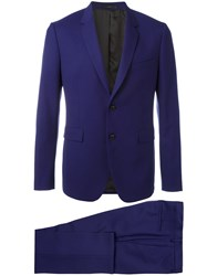 Paul Smith Formal Two Piece Suit Pink Purple