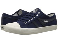 Gola Coaster Navy Navy Men's Lace Up Casual Shoes Blue