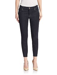Marc By Marc Jacobs Lola Cropped Skinny Jeans Rinse