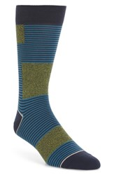 Ted Baker London Myyro Stripe Socks