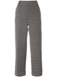 Christian Wijnants 'Pepper' Trousers Black