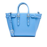 Aspinal Of London Women's Marylebone Medium Tote Bag Forget Me Not