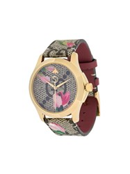Gucci G Timeless 38Mm Watch Nude And Neutrals