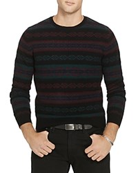 Polo Ralph Lauren Fair Isle Wool Blend Sweater Navy Fairisle