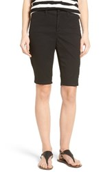 Nydj Women's Stretch Twill Bermuda Shorts