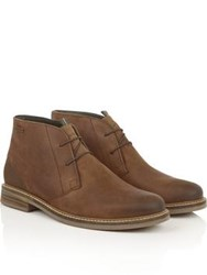 Barbour Readhead Chukka Boot Tan