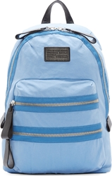 Marc By Marc Jacobs Blue Domo Arigato Packrat Backpack