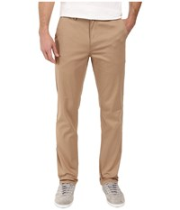 Huf Fulton Chino Pants Khaki Men's Casual Pants