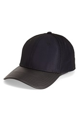 Gents Adjustable Baseball Cap Navy Black