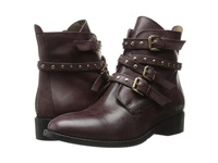 Bella Vita Mod Italy Burgundy Leather Women's Boots