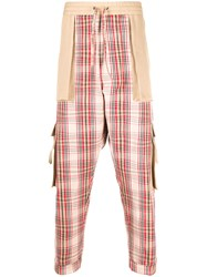 Vivienne Westwood Checked Large Pocket Trousers 60