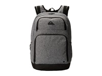 Quiksilver Prism Backpack Light Grey Heather Backpack Bags Gray