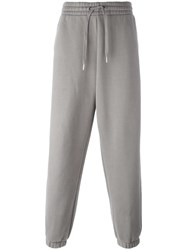 Alexander Wang T By Tapered Track Pants Grey