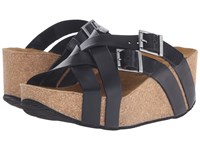 Eric Michael Joan Black Women's Wedge Shoes