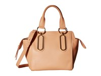 See By Chloe Natural Grain Crossbody Sweet Peach Satchel Handbags Beige