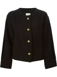Forte Forte Buttoned Jacket Black
