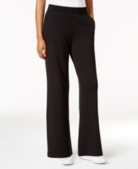 Styleandco. Style Co. Petite Pull On Pants Only At Macy's Deep Black