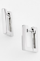 Bony Levy Small Square Hoop Earrings Nordstrom Exclusive