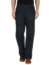 Dekker Casual Pants Dark Blue