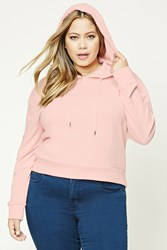 Forever 21 Plus Size French Terry Hoodie
