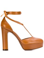 L'autre Chose D'orsay Pumps Brown