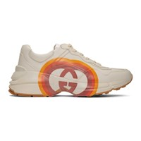 Gucci Off White Star Rython Sneakers