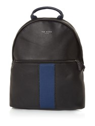 Ted Baker Webbing Backpack Black