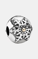 Pandora Design Women's Pandora '12 Days Of Christmas Day 7 Winter Wonderland' Clip Charm