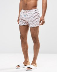 Oiler And Boiler Swim Shorts Tuckernuck Polka Pink