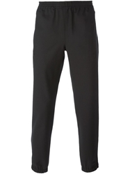 Tim Coppens 'Lux Jogger' Trousers Black