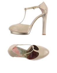 Fabi Pumps Beige
