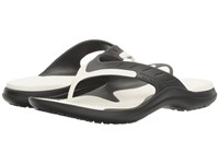 Crocs Modi Sport Flip Black White Men's Sandals