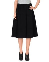 Soallure Knee Length Skirts