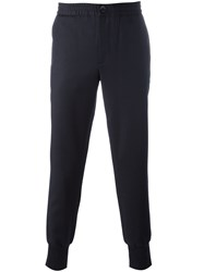 Paul Smith Ps By Welt Pockets Track Pants Blue