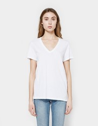 Rag And Bone The Vee In Bright White