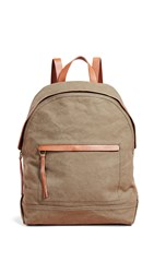 Madewell Canvas Classic Backpack British Surplus