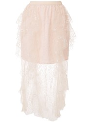 Alice Mccall Floyd Layered Lace Skirt 60