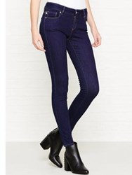 Love Moschino Skinny Fit Jeans Blue