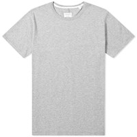 Rag And Bone Classic Base Tee Grey
