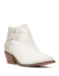 Dr. Scholl's Jonet Leather Ankle Boots Grey