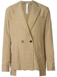 Damir Doma 'Jopor' Jacket Nude And Neutrals