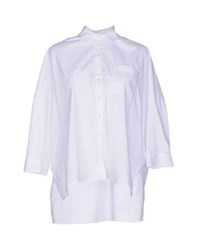 Aglini Shirts Shirts Women White