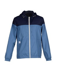Wesc Coats And Jackets Jackets Men Pastel Blue