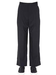 Giorgio Armani 27Cm Wool And Cashmere Blend Pants