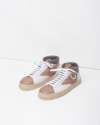 Jil Sander High Top Sneakers Vintage